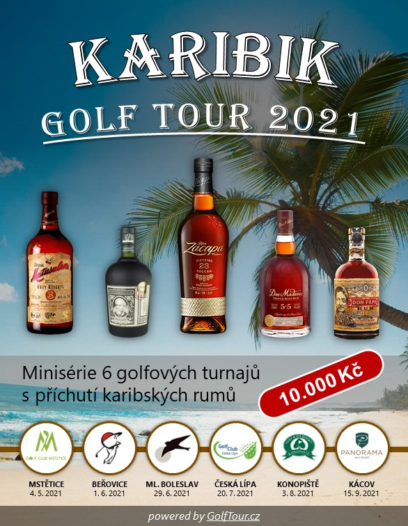 Karibik Golf Tour 2021